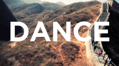 DANCE: Sometimes you visit the Great Wall of China… and dance on it. Thank you Tyler Hamilton, for being the man and collaborating with your brother from a Cuban mother. Special thanks to C Squad for their willingness, excitement, and ridiculous dance moves. And a very special thanks to our […]