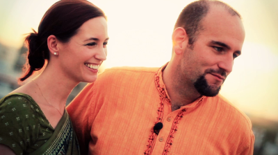 Eric & Tisra discuss why they came to India and chose to work with Sarah's Covenant Homes.