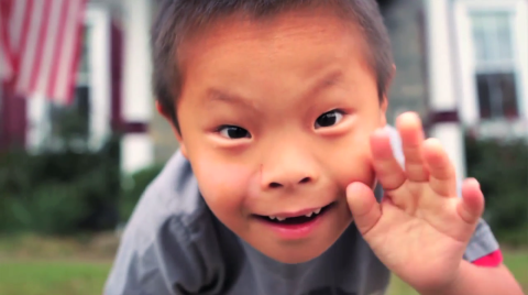 """Every time we call his name, we are literally calling him, 'Son'.""   In 2011, World Racer Jenn Watson met a little Chinese boy with Down Syndrome named Zi Ping. One month after meeting the boy whose name means ""peaceful son,"" she asked her family to adopt him. Without hesitation, […]"